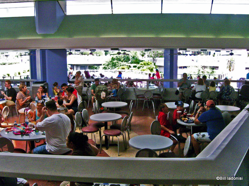 Guest Review Tomorrowland Terrace Restaurant The Disney
