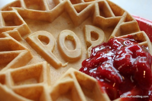 Don't Fear -- You can Still Get Your Pop Waffle!