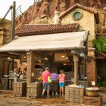 News and Review: Fried Chicken at Prince Eric's Village Market in New Fantasyland