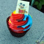New Soundsational Cupcake in Disneyland