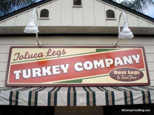 Toluca Legs Turkey Company