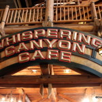Major Change at Whispering Canyon Cafe in Disney World's Wilderness Lodge