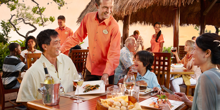 Disney's Aulani Resort Restaurant Menus | the disney food blog