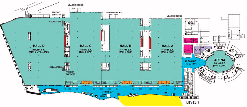 Center as well pasadena convention center floor plan likewise city