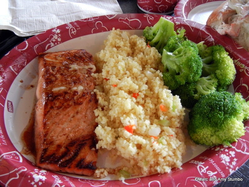 Guest Review New Columbia Harbour House Menu In Magic Kingdom The