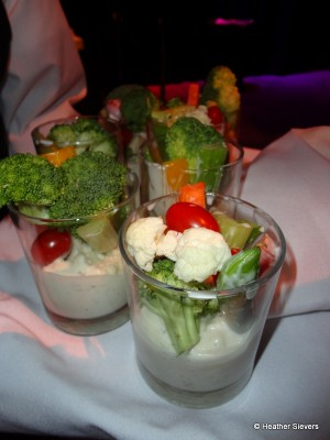 Portable Veggies and Dip