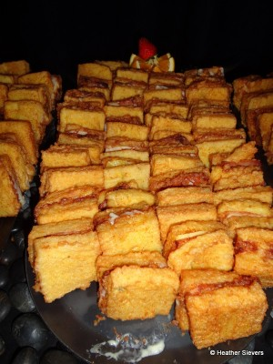 Monte Cristo Sandwiches