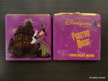 Phantom Manor Chocolate Square