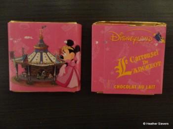 Le Carrousel De Lancelot Chocolate Square