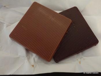 Chocolate Au Lait & Chocolate Noir