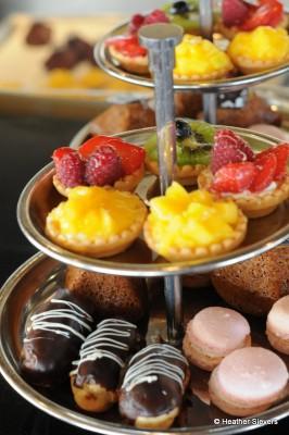 "Desserts: The Final High Tea ""Course"""