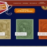 Epcot Food and Wine Festival Official Website Taking Shape