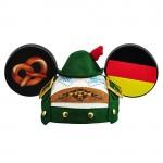 New World Showcase Mickey Ears Hats Featuring Foooood!