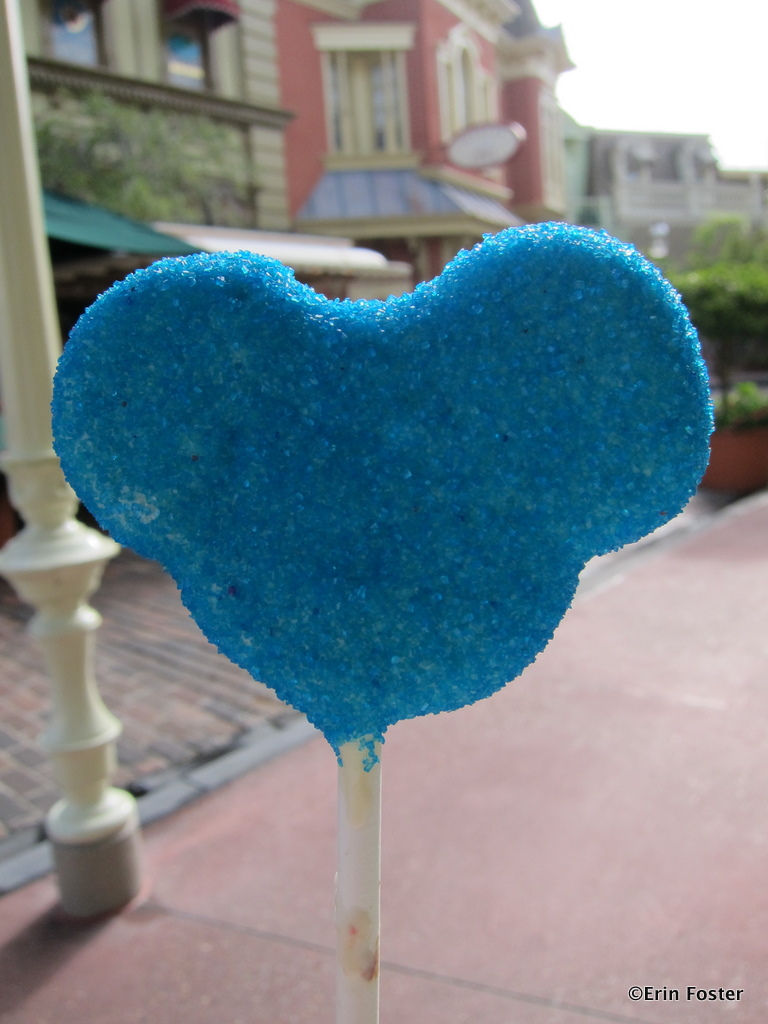 Snack Series Walt Disney World Jumps On The Cake Pop Bandwagon