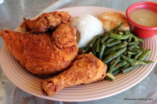 Plaza Inn Fried Chicken
