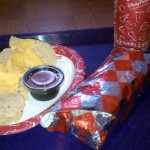 New Make-Your-Own-Burrito Station at Pop Century Resort Food Court!