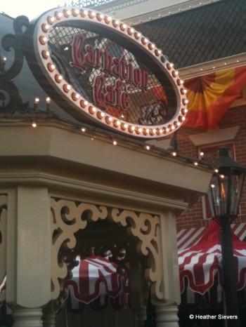 Second Stop: Carnation Cafe