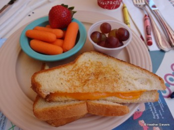 Secret Menu Item: The Grilled Cheese Sandwich