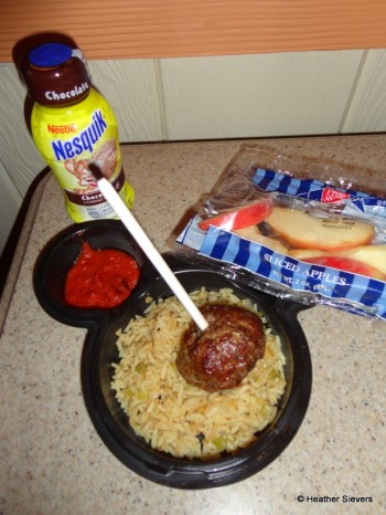 Beef Kebob Kid's Meal