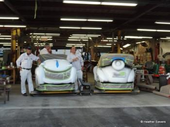 Roger Rabbit Cartoon Spin Cars Get a Makeover