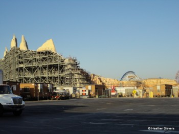The Backside of Carsland