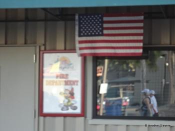 Disneyland's Fire Department