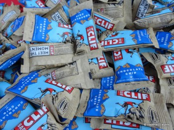 Chocolate Chip Cliff Bars