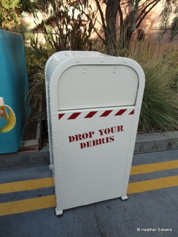 A Place to Drop Your Debris...