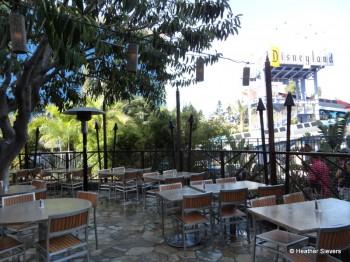 Outdoor Tangaroa Terrace Seating