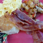 Dining in Disneyland: Will Run for Food — Star Tours 5K and Breakfast at Tangaroa Terrace