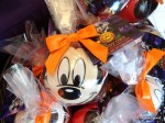 Candy Corn Filled Mickey Heads