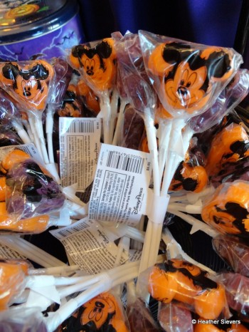 """Scary"" Mickey Lollipop Bundles"