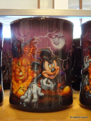 """Scary"" Mickey Coffee Mug"