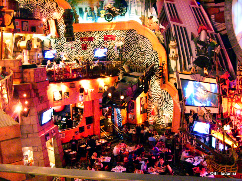Guest Review Planet Hollywood