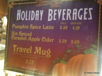 Holiday Beverages