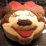 Giant Rice Krispie Treat Heads