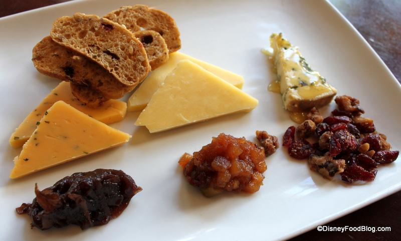 & Disney World Cheese Plate Gallery | the disney food blog
