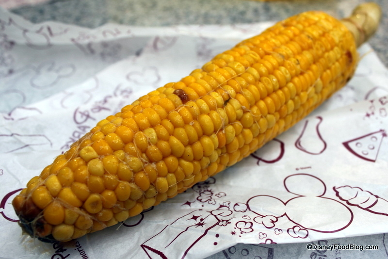... : Disneyland's Chili Lime Corn on the Cob | the disney food blog
