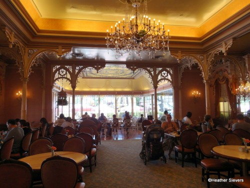 The Plaza Inn's Interior Dining Room