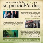 "Celebrate ""Halfway to St. Patrick's Day"" at Raglan Road This Saturday!"