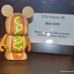 Preview of Food-Related Disney Vinylmation to be Served Up Soon