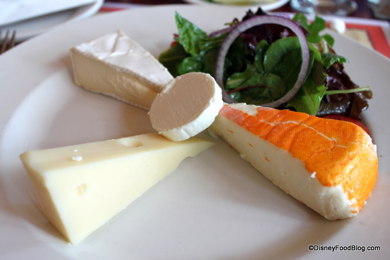 Cheese Plate & Disney World Cheese Plate Gallery | the disney food blog