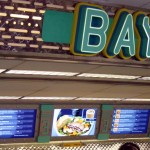 Cosmic Ray's Starlight Cafe Installs Electronic Menu Boards
