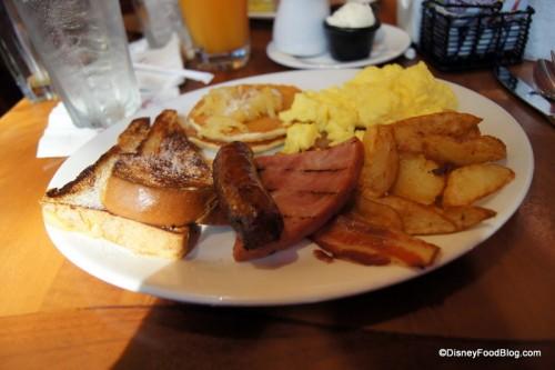 Kona Cafe Review Disney Food Blog