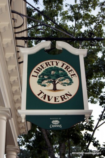 Liberty Tree Tavern in Magic Kingdom