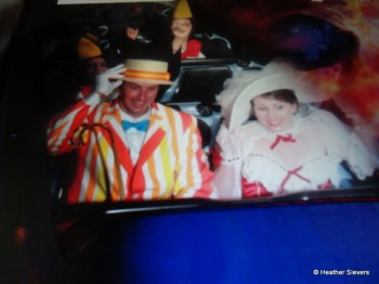 Space Mountain Ghost Galaxy: Hold on to your hats!