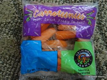 Carroteenies!