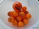 Jack-o-Lantern Gumballs