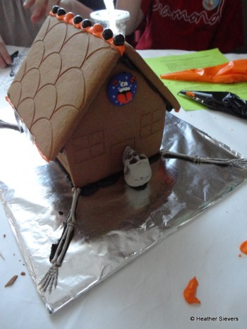 Death by Gingerbread!