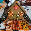 Dining in Disneyland: Haunted Gingerbread House Workshop at Ralph Brennan's Jazz Kitchen
